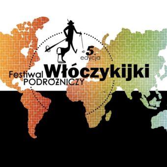 """V Edycja Festiwalu Podróżniczego """"WŁóczykjiki"""" już wkrótce"""